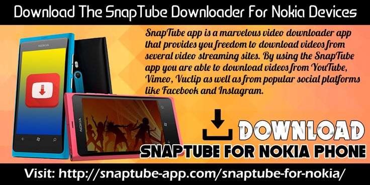 SnapTube app is a marvelous video downloader app that provides you freedom to download videos from several video streaming sites. By using the SnapTube app you are able to download videos from YouTube, Vimeo, Vuclip as well as from popular social platforms like Facebook and Instagram.