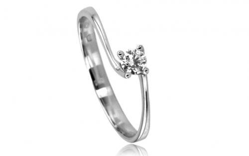 """Diamantový zásnubný prsteň,, Of great love"""""""