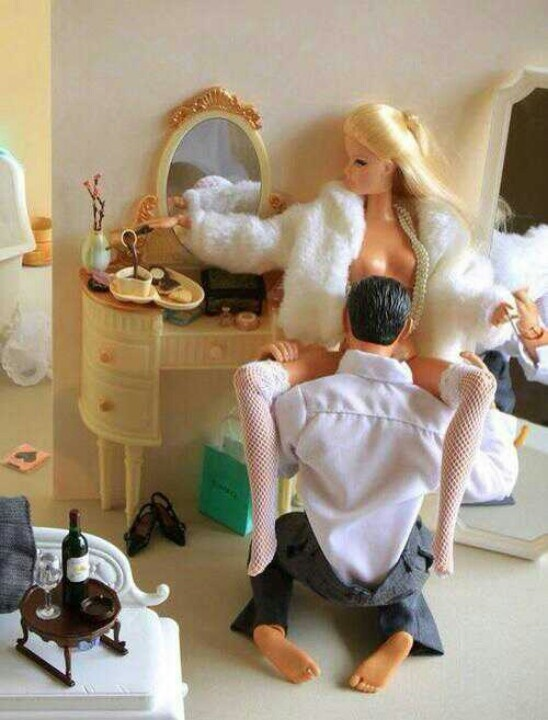 barbie doll sex gif