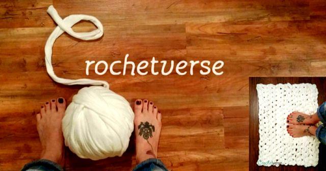 ENORMOUS yarn at a MINIATURE cost! Make huge yarn from fleece! - Crochetverse