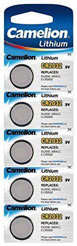 Came CR-2032Piles bouton au lithium 3.0V Lion, 5s-blister: Came CR-2032piles bouton au lithium 3.0V Lion, 5s-blister Cet article Came…