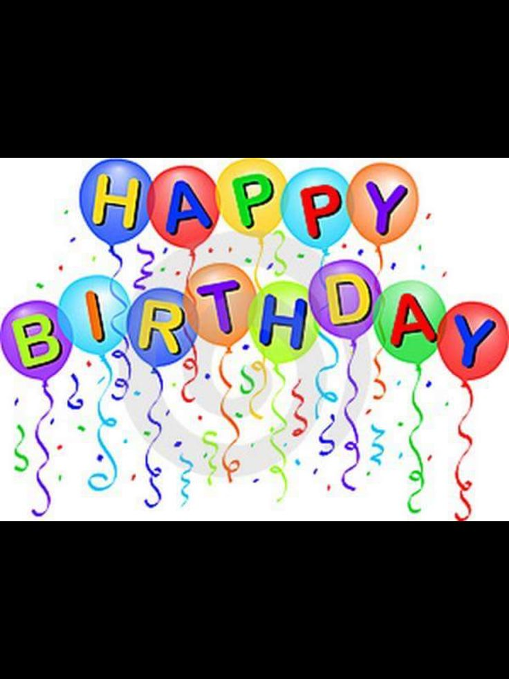 Pin by Cheryl Clowers on Birthday Greetings (With images