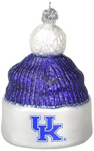Old-World-Christmas-University-of-Kentucky-Beanie-Glass-Blown