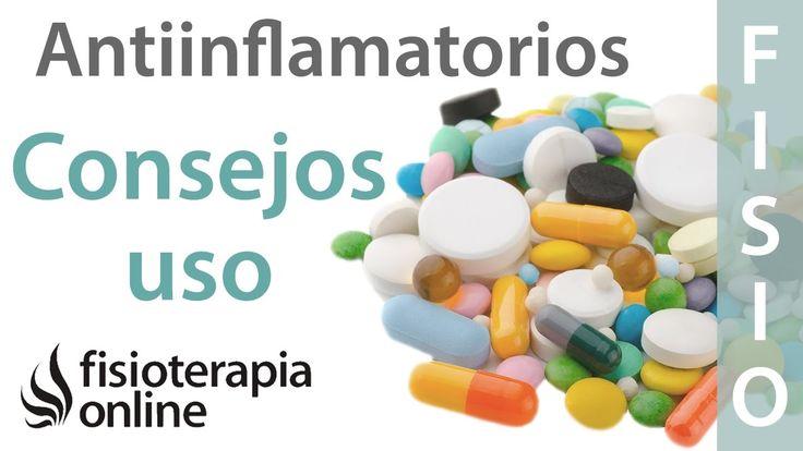 Antiinflamatorios, analgésicos y corticoides para dolor de espalda, musc...