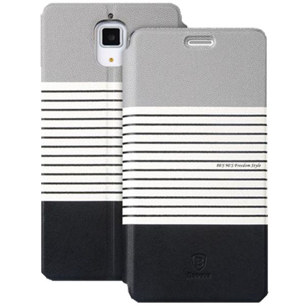 BASEUS EDEN Series Flip Leather Protective Case For Xiaomi Mi4