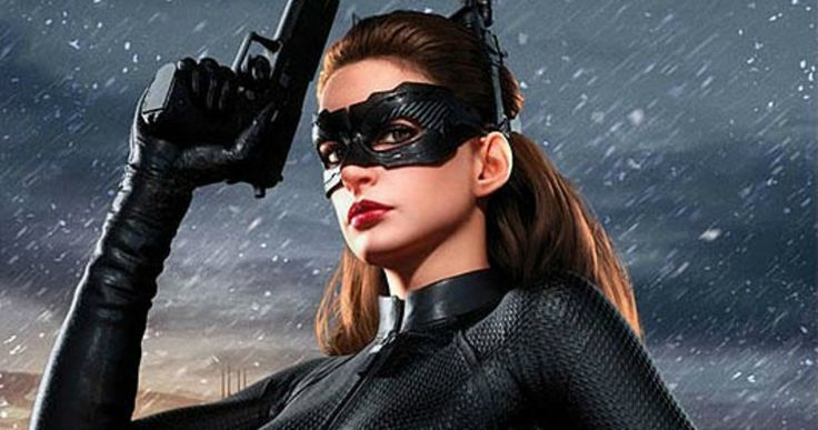 Anne Hathaway Wants to Return as Catwoman in a Future DC Movie -- Anne Hathaway says she would love to play Catwoman again if Christopher Nolan was somehow involved. -- http://www.movieweb.com/dc-movie-catwoman-anne-hathaway