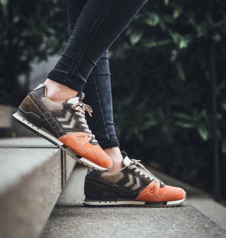 Sneakers women - Hummel Mita Marathona  OG (©titolo)