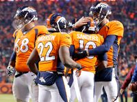 The Denver Broncos clinched a playoff berth in the AFC playoffs with a win over the Cincinnati Bengals on Monday night. The Broncos remain in the hunt for the AFC West title.