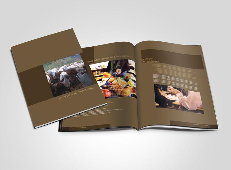 Desain Company Profile PT. Evita Manunggal oleh www.SimpleStudioOnline.com | Order desain >> WA : 0813-8650-8696