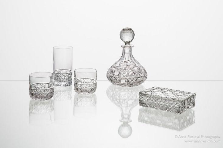 fotograf Skala, glass photographer, ruckl, sklarna, broušene, cut glass