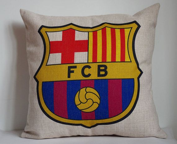 FC Barcelona Club Football Pillow Cover ,Barcelona FC pillow