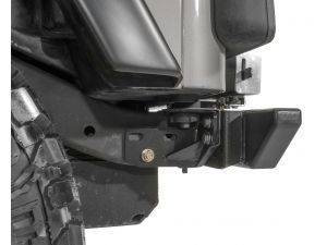 Rock Hard 4x4 Parts Rear Bumper Heavy Duty Frame Kit for 87-95 Jeep® Wrangler YJ