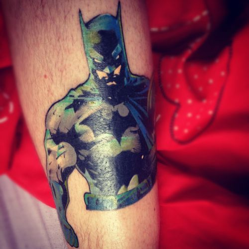 1000+ Ideas About Batman Tattoo On Pinterest