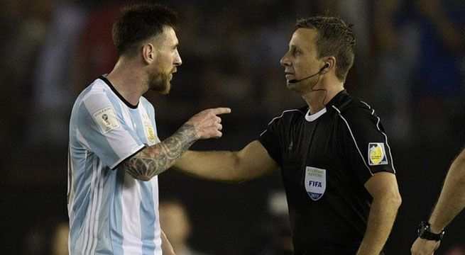 Zurich: FIFA uplifts the four-match ban on Lionel Messi after the Argentine forward appealed to the authorities for allegedly insulting an official in a World Cup qualifier match at Chile.  মেসি'র নির্বাসন তুলে নিল ফিফা The Barcelona player was banned from playing their upcoming qualifier...