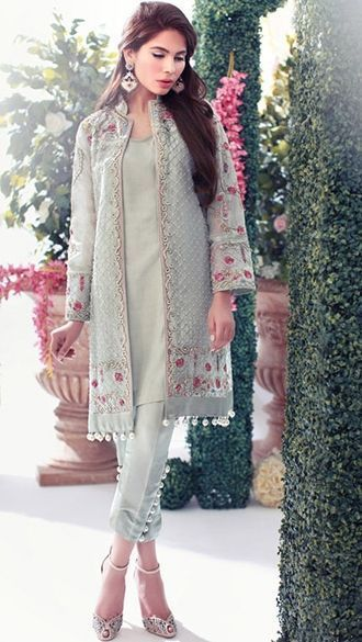Farida Hasan Formal Wear Royal Dresses Collection 2015 10