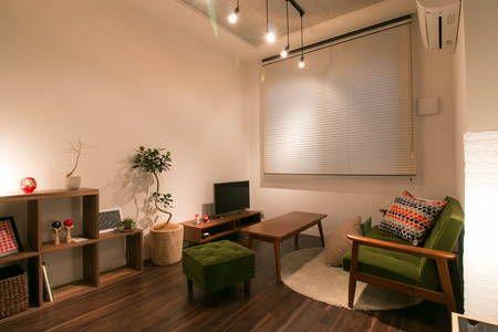 Airbnbで見つけた素敵な宿: Central Tokyo, Cozy & Compact #4 - 借りられるアパート - Shinjuku-ku