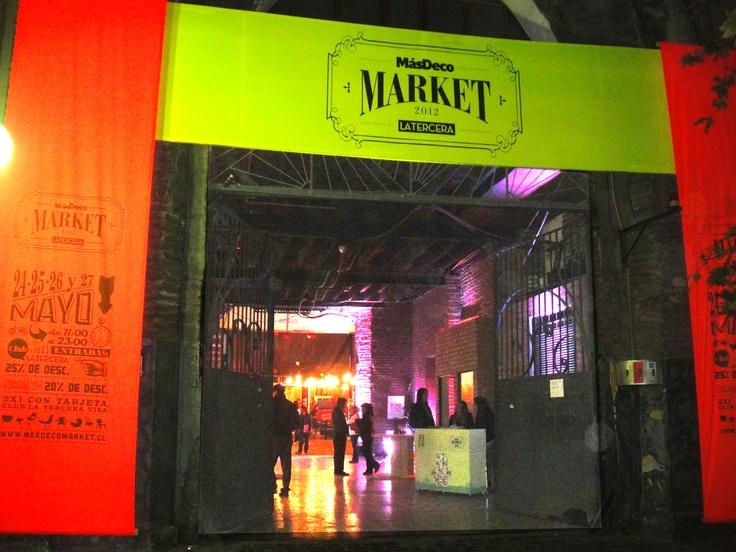 La feria Másdeco Market re-abrirá desde el 31 de Mayo hasta el 3 de Junio de 2012. Los esperamos!
