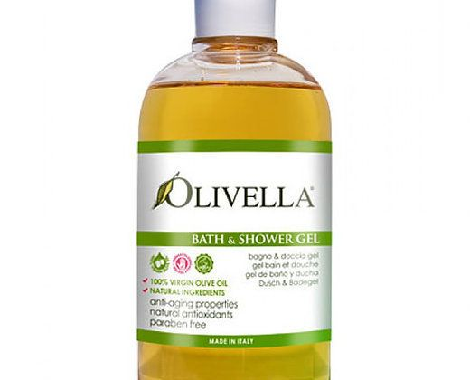 The #Natural Way To Enhance Your #Beauty! www.badeshaa.com #Olivella #ShowerGel