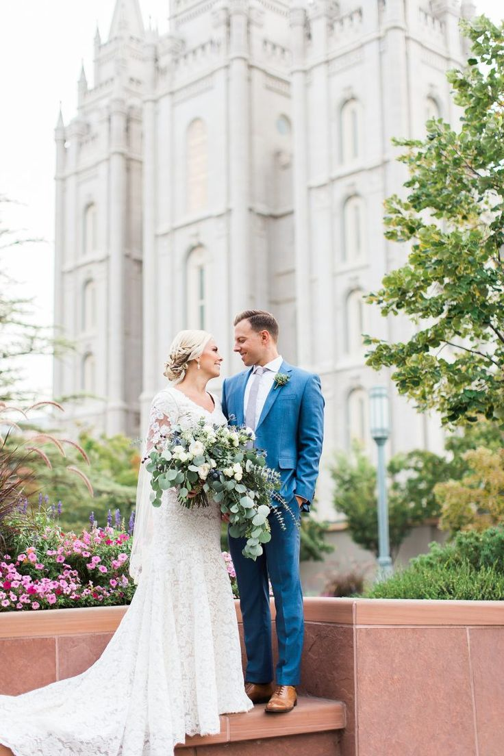 LDS Temple Wedding | LDS Temple Bride | LDS Bride | LDS Wedding | LDS Wedding Photography | LDS Temple Wedding Photography| - AKStudioDesign.com | Modest Wedding Dress | Capture your perfect wedding day at the Temple. Contact us to book your wedding! #ldsbride #ldstemplewedding #ldsweddings #modestweddingdress