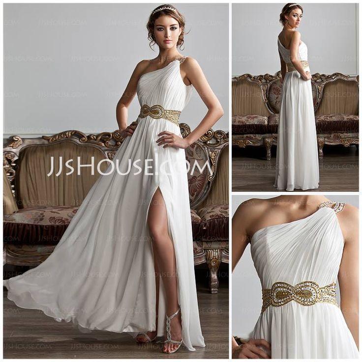 Greek Dress | lace lingerie | Pinterest | Greek, Prom and ...