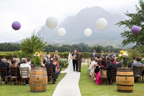 Real Wedding at Vrede en Lust {Rienne & Johan} | SouthBound Bride