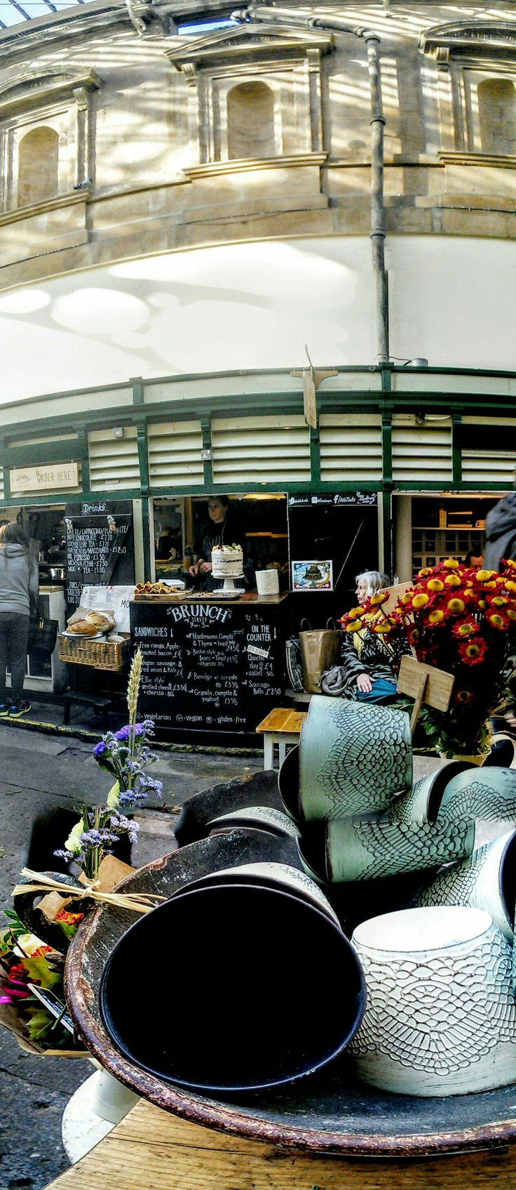 St Nicholas Market, Bristol