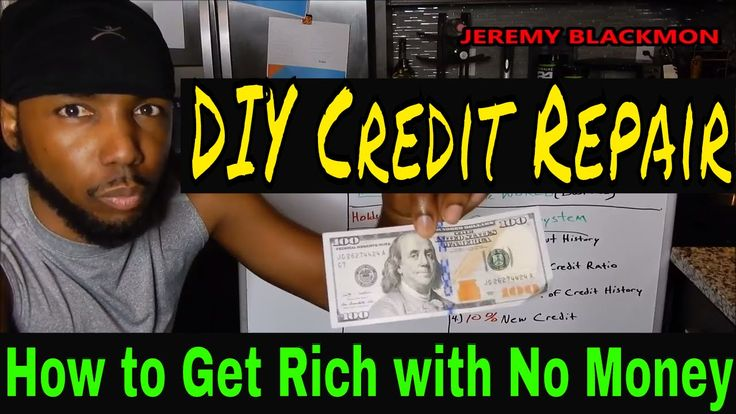 DIY Credit Repair | How to Get Rich with No Money https://youtu.be/4VeUVzLCL3U Contact Me Now: diycreditfixblueprint@gmail.com This is not a do it yourself credit repair kit like the masses are promising you. This is valuable information and blueprint that you can use that will benefit you today. So don't view this as one of those free credit repair companies and their ideas that doesn't work but are very expensive. I will provide you with the correct credit repair letters that will ensure…