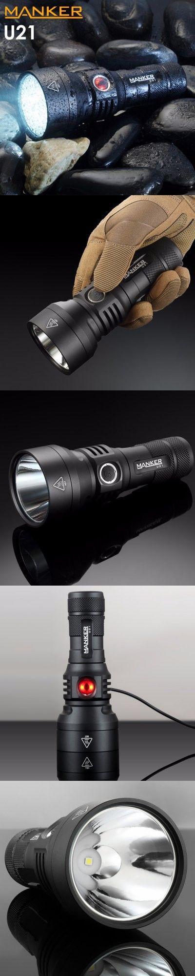 Manker U21 LED Flashlight