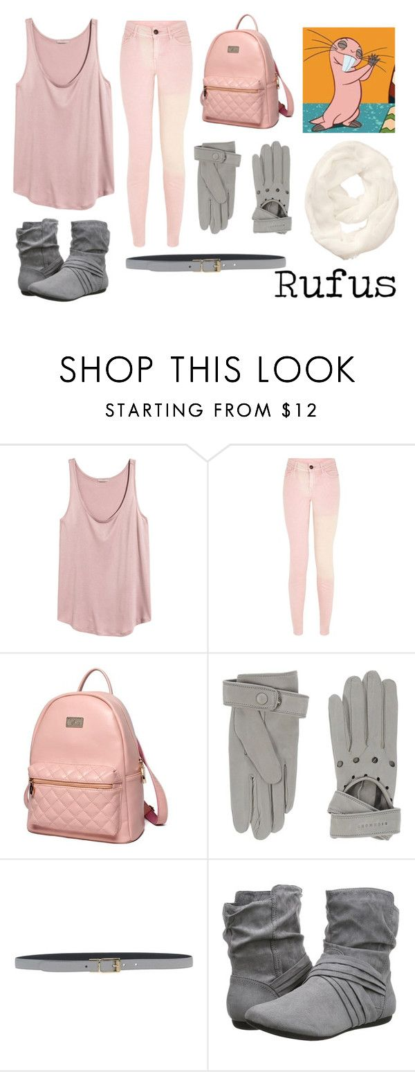"""Rufus, Kim Possible"" by jhmb on Polyvore featuring H&M, Princess Carousel, John Richmond, Dolce&Gabbana, Report and Athleta"