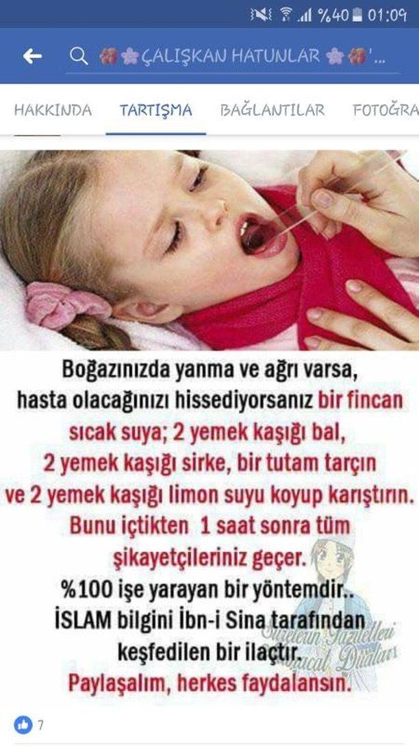 Gribe karşı birebir olan bir tedavi. Üstad İbn-i Sina'dan. #grip #tea #bitkiçayı #tarifler #tarçın #sağlık #style #yemekmutfak #bebek #çocuk #hastalık