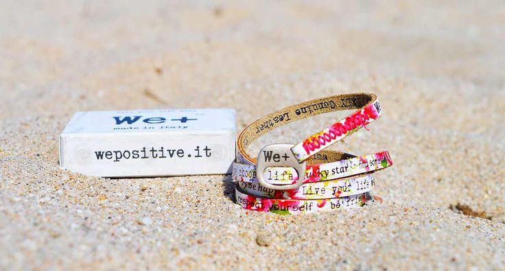 We Positive Bracelet!! Love,love,love xx