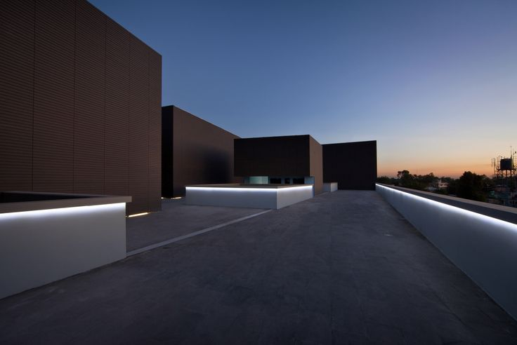 Foros Azteca on Architizer
