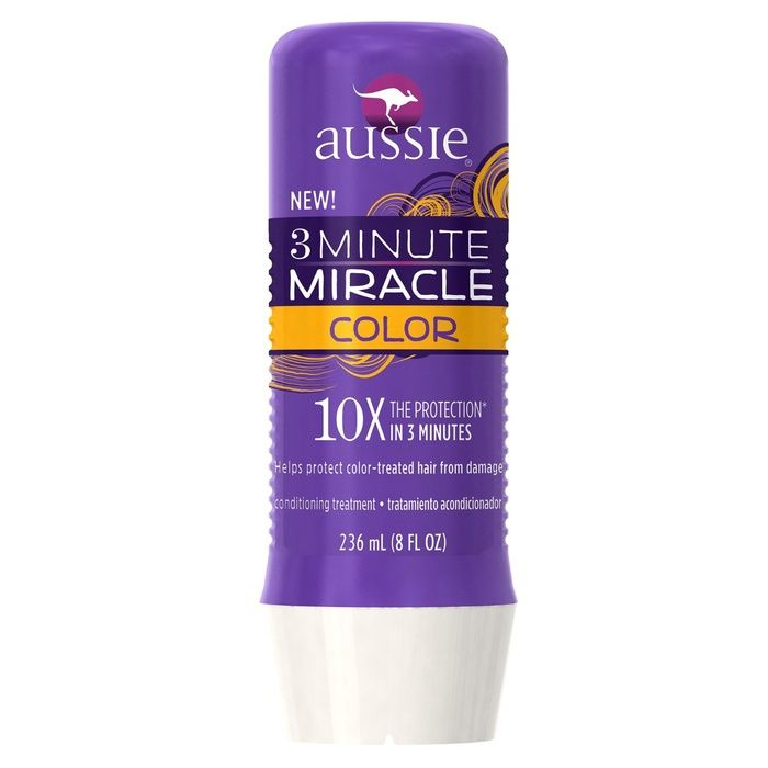 Rank & Style - Aussie 3 Minute Miracle Color Conditioning Treatment for Colored Hair #rankandstyle