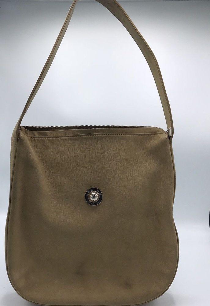 Celine Vintage Handbag Tan Suede Leather Shoulder Bag MC 96  fashion   clothing  shoes  accessories  womensbagshandbags (ebay link) 5de3cd82d3