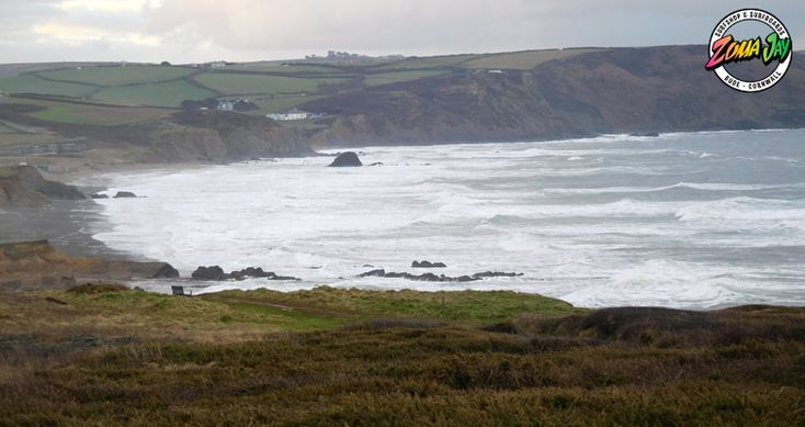 Much lighter winds today but the wave direction is bringing in much smaller waves. Northerly with a solid 3ft of lumpy surf  You may get a small wave this morning if you get in early enough - just make sure to have a big board!  High Tide (am): 06:46 (8.3m) Low Tide (am): 00:45 High Tide (pm): 19:10 (8.1m) Low Tide (pm): 13:13  Summerleaze bay with a foamie  Check out our full surf report and 7 day report here: https://www.zumajay.co.uk/surf-report