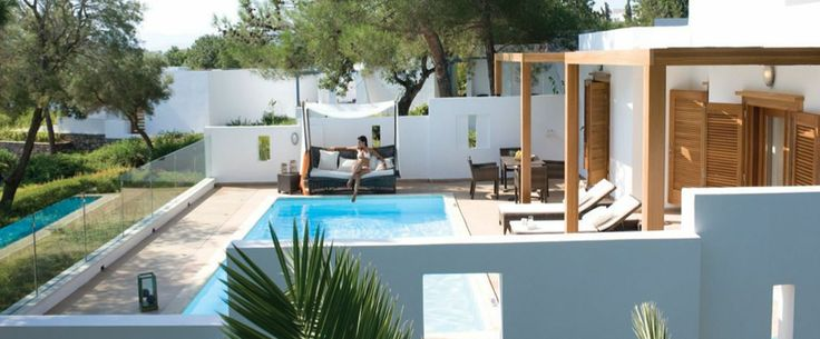 Executive Villa with Private Pool.. #summer #Crete