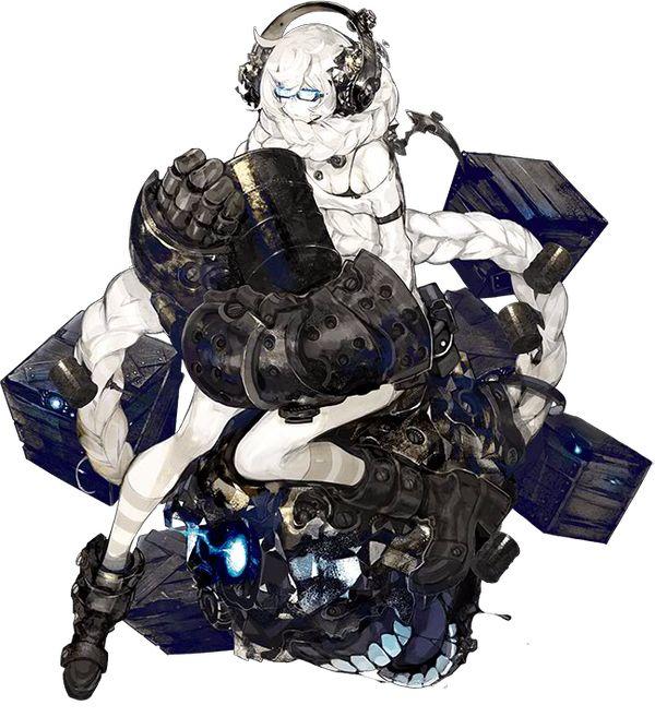 集積地棲姫 NEW! : 【艦これ】敵だけど人気!敵艦船・イベント深海棲艦の画像一覧 - NAVER まとめ