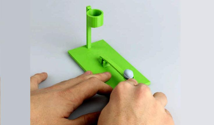 Now You Can 3D Print your Own Basketball Game in Just 2 Hours http://3dprint.com/27384/3d-printed-basketball-game/