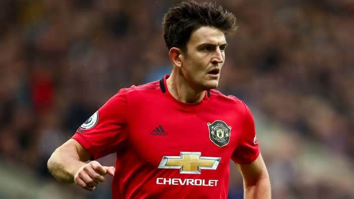 Harry Maguire Manchester United Defender Says Judge Me In Five Years Get The Latest News For Manchesteru Manchester United Man United Ole Gunnar Solskjaer