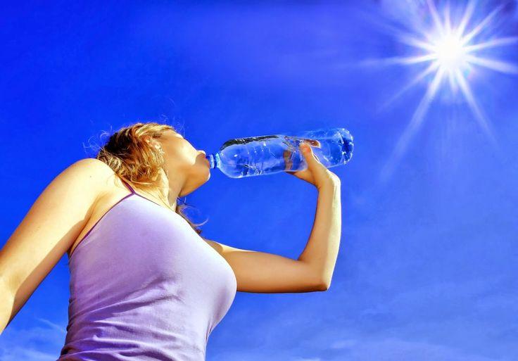 Cara Mudah Mencegah Dehidrasi