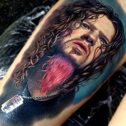 Tattoo Artist - Nikko Hurtado | www.worldtattoogallery.com