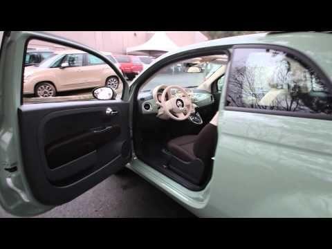 2014 Fiat 500C Pop | Light Green | ET169378 | Redmond | Seattle