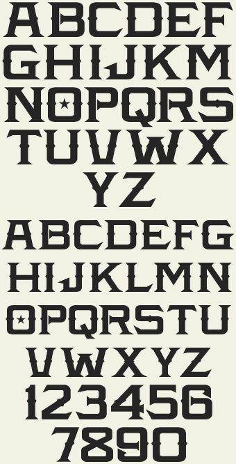 1000 Ideas About Western Fonts On Pinterest Fonts Font