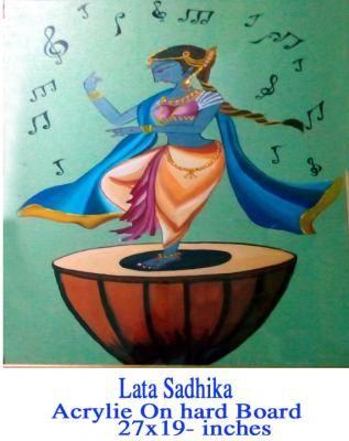 laya sadhika – Contemporary Paintings