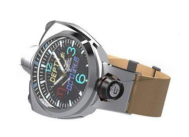 Hyetis Crossbow: A 41 MP Camera Smartwatch