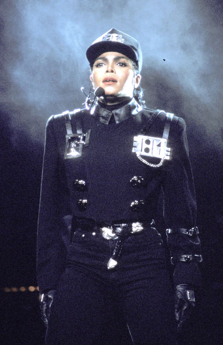 The 50 Best, Most Outrageous Janet Jackson Looks