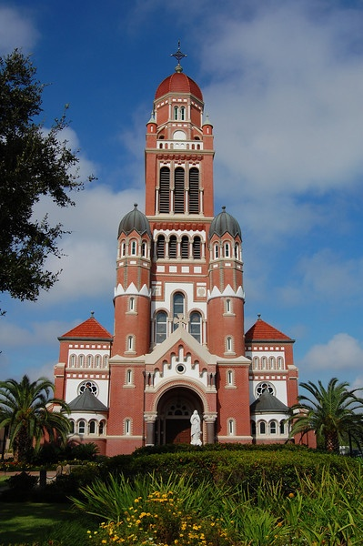 Beyond NOLA - St John Cathedral - Lafayette LA  Where I went to school! BEAUTIFUL!