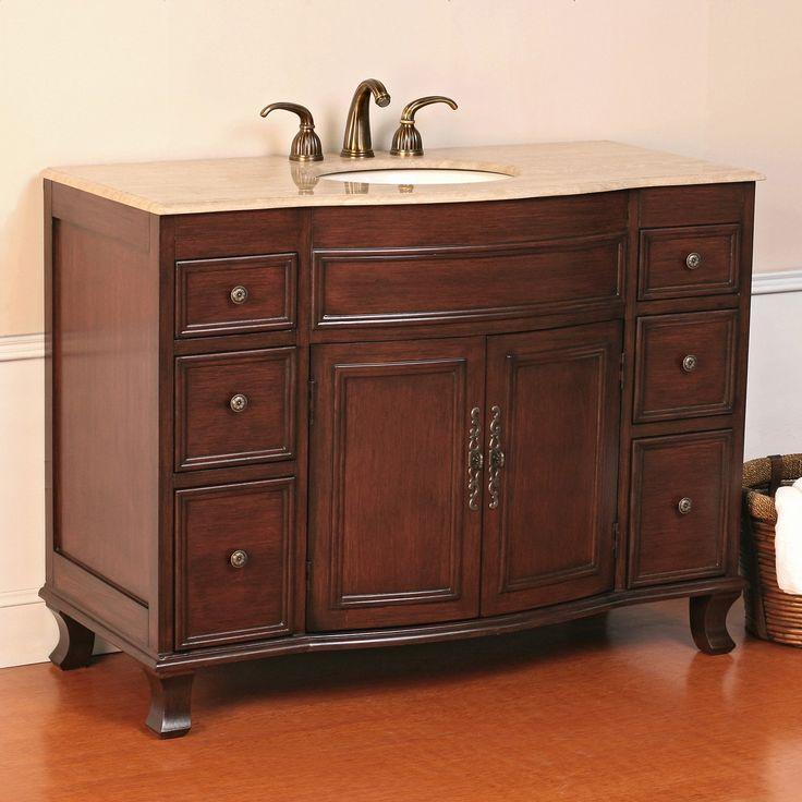 Have To Have It. Virtu USA Natalia 48 In. Single Bathroom Vanity LS