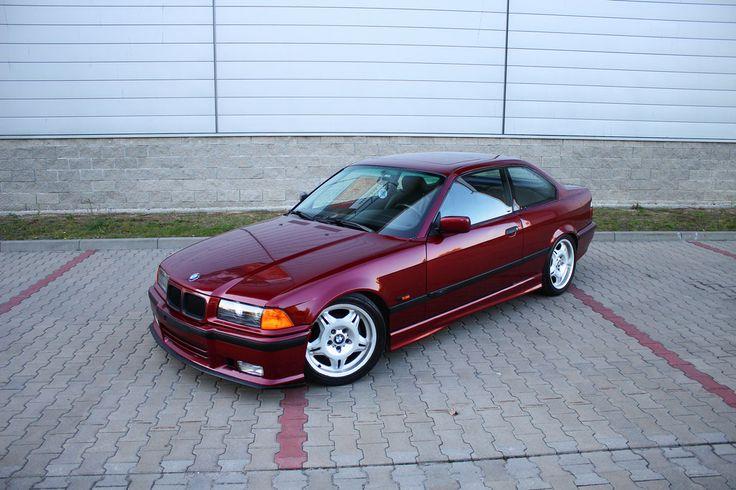 Oem Bmw Wheels >> Calypsorot BMW E36 on OEM BMW Styling 24 wheels | BMW E36 - Culture Album | Pinterest