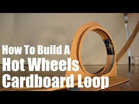 how to build a race track for kids